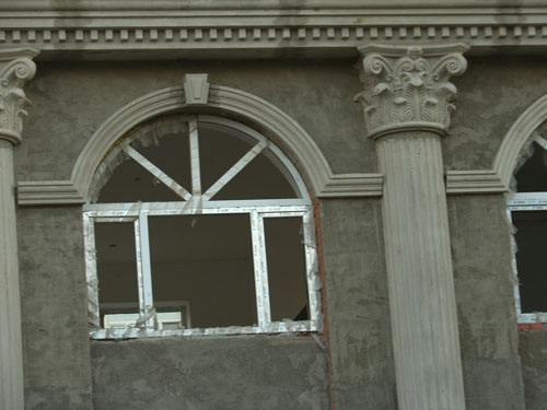 山东石家庄grc窗套