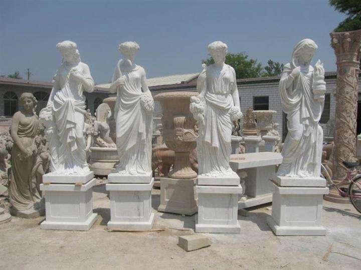 石家庄grc雕塑厂家