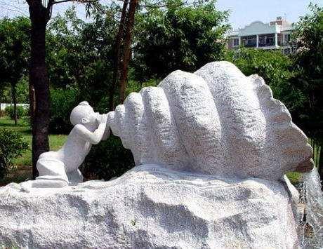 河北grc雕塑