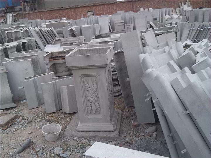 栾城河北中式构件厂家